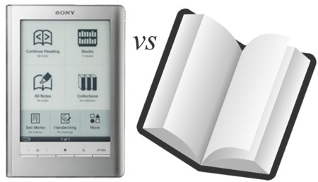 eBooks vs Paper Books